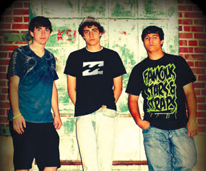Local band releases demo, dreams of making it big