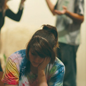 Divorce causes pain to family