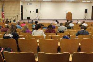 Students, teachers applaud new study hall