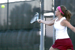 Tennis takes fourth at Great Bend
