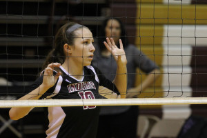 Volleyball goes 1-2 at Hays Quad on Oct. 3