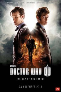 Doctor Who 50th Anniversary Special (SPOILERS)