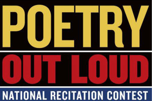 Regional poetry out loud competition