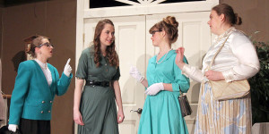 HHS to present romantic comedy, 'Ask Any Girl'