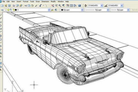 Auto-CAD class offered at Hays High