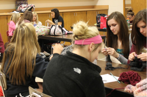 Crafts class offered at Hays High