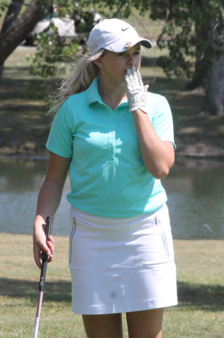 Girls golf take first at Hays Invitational
