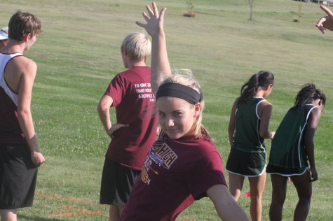 Girls cross country take eighth at Junction City