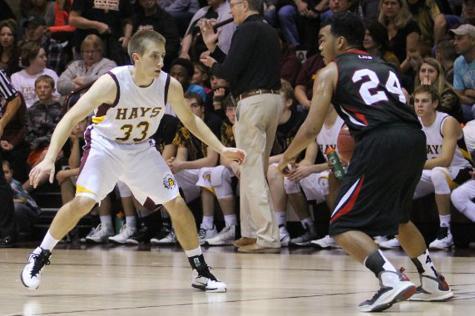 Boys basketball crush Abilene, 66-50