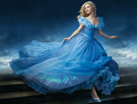 """""""Cinderella"""" movie review"""