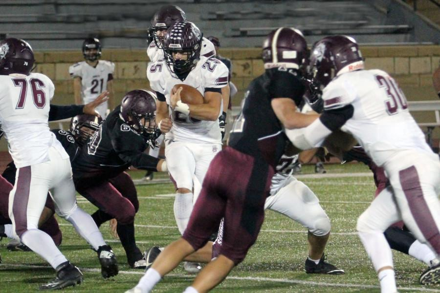 Indians fall to Buhler in District opener