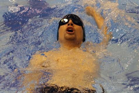 Boys swimming takes fifth at Salina South on Jan. 7