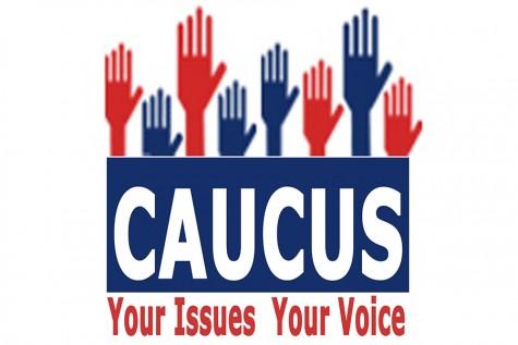 Participate in upcoming caucuses