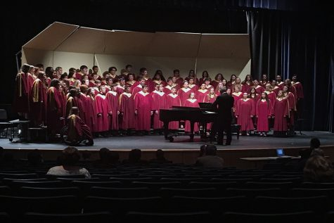 Music department receives straight I ratings at State Large Group