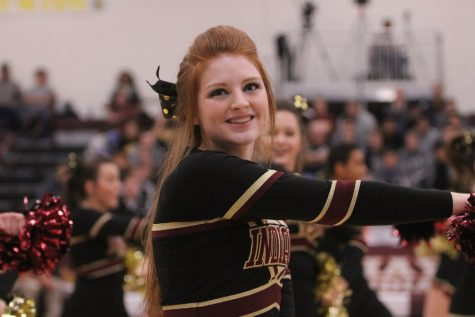 13 questions with senior Courtney Ellis