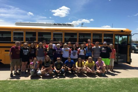 Chamber Singers participate in group Florida trip