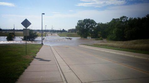 Big Creek flooding photos