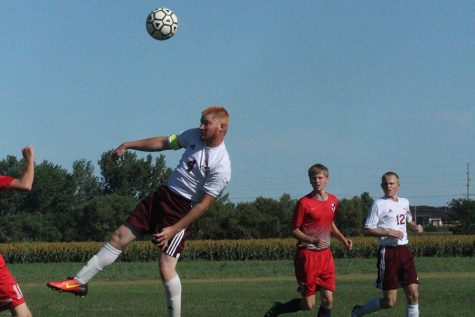 Mens soccer team crushes Wichita Classic