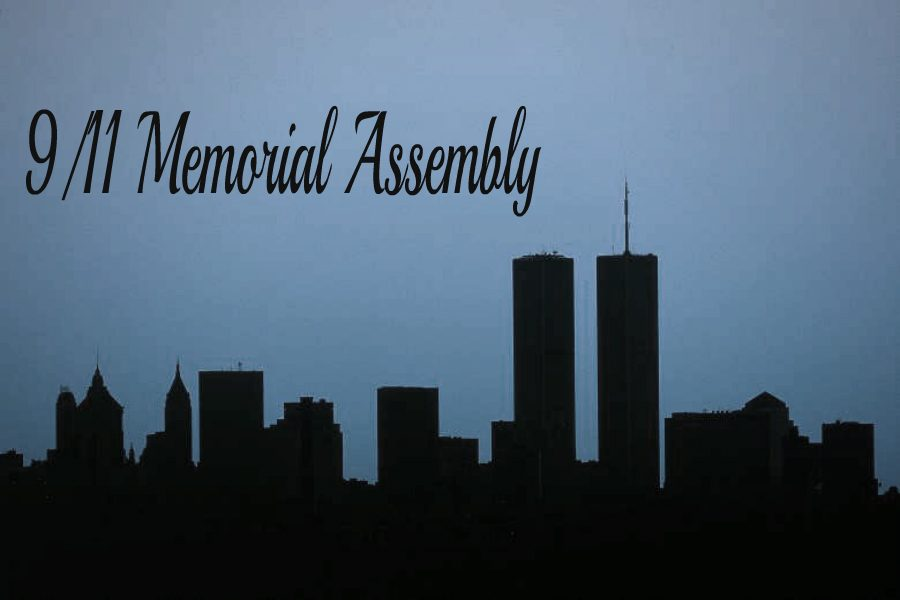 9/11 assembly to take place Friday