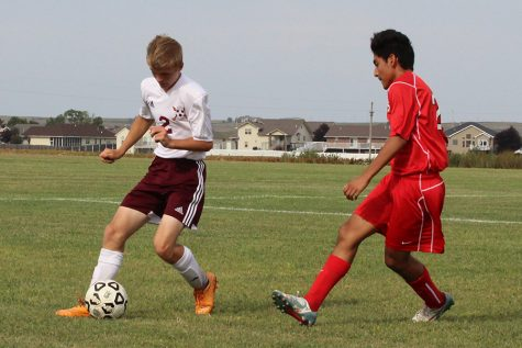 Mens soccer team falls to Dodge City