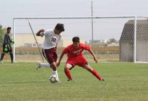 Men's soccer team shuts out cross town rival TMP