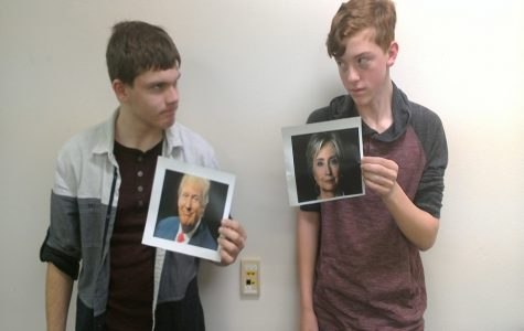 Student predictions on presidential election outcome