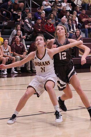 Girls basketball takes third place in Hays City Shootout
