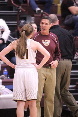 Girls basketball falls to Life Prep Academy Fire