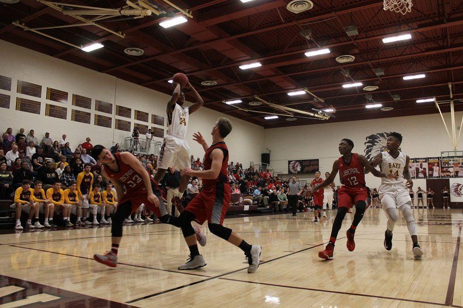 Boys+basketball+loses+to+Abilene+Cowboys