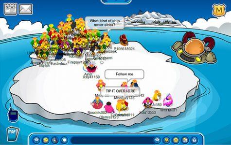 Club Penguin shutdown triggers student discussions