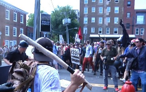 Students voice opinions on white supremacists rally in Virginia