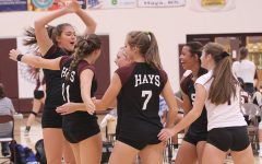Lady Indian volleyball goes 1-3 at Valley Center