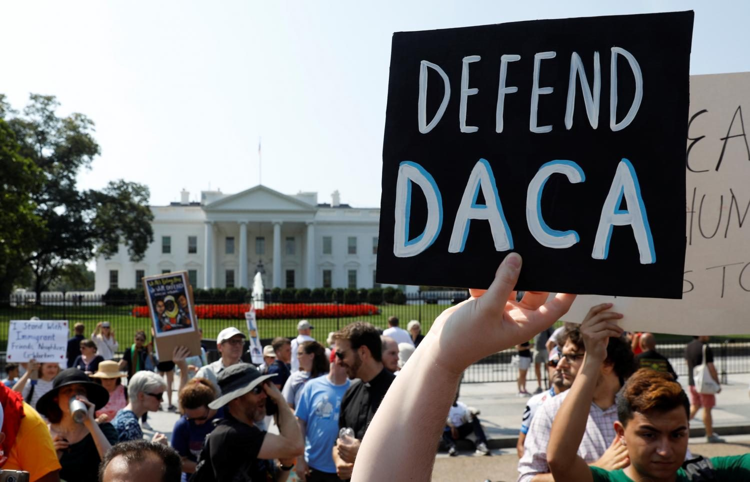 Chime in: DACA decision
