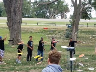Discin' for Triston Tournament boasts considerable turnout