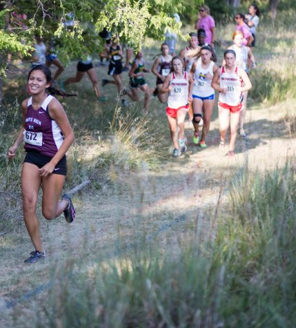 Maldonado, Herreman qualify for state cross country