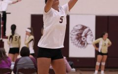 Volleyball opens season with a sweep at Dodge City