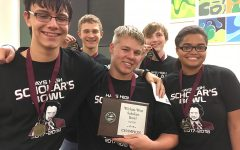 Scholars Bowl takes first at Wichita West competition