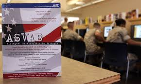 Interested students may take the ASVAB on Dec. 7.