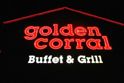 Closing of Golden Corral results in lost job for student