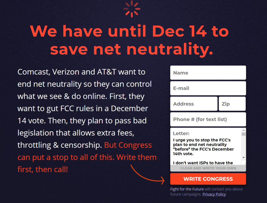 You+can+visit+www.battleforthenet.com+any+time+before+Dec.+14+to+petition+Congress+to+keep+net+neutrality+protection+laws+in+place.