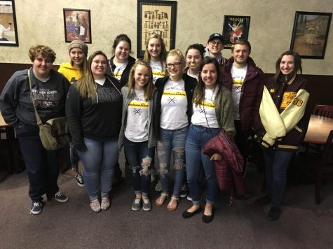 Journalism students qualify for state competition