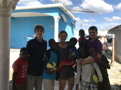 Students travel to Haiti on mission trip