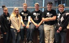 Scholars bowl competes at state tournament