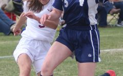 Lady Indians soccer shuts out rivals in a 2-0 victory
