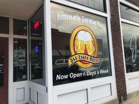 New German restaurant changes location, expands menu