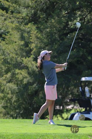Tradgon McCrae takes third, team takes fourth at 5A State Golf Tournament