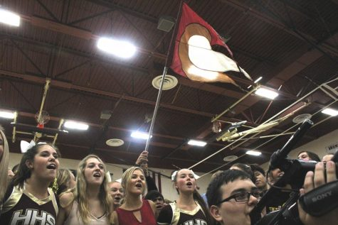 Fall pep assembly gives students chance to be recognized for sports