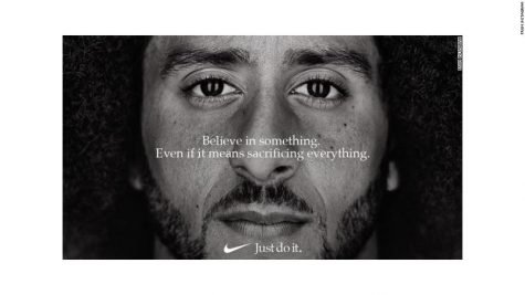 Chime In: Students discuss their feelings about the new Nike ad featuring Colin Kaepernick