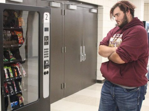New rule responsible for vending machines shut off