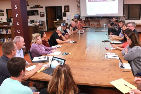 Site Council meets once a month on Wednesdays, giving parents a chance to learn more about what is happening in the school. The next meetings will take place on Oct. 3, Nov. 7, Jan. 9, Feb. 6, March 6, April 3, and May 1.
